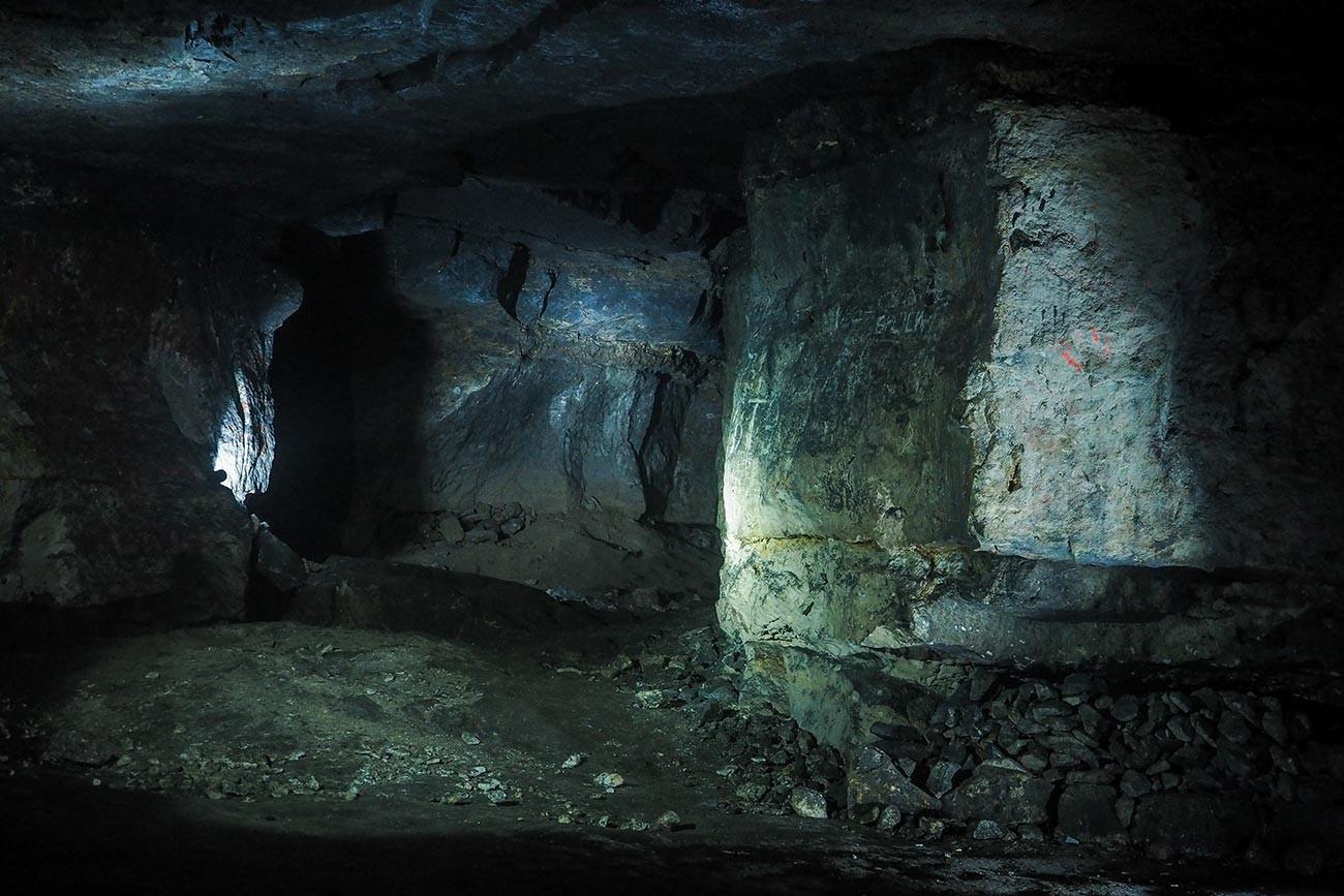 Syanovskie quarry