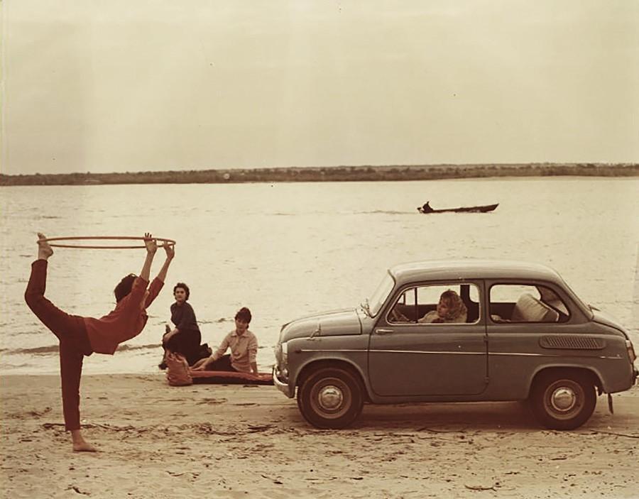 Reklama za ZAZ-965, 1960 - 1963.