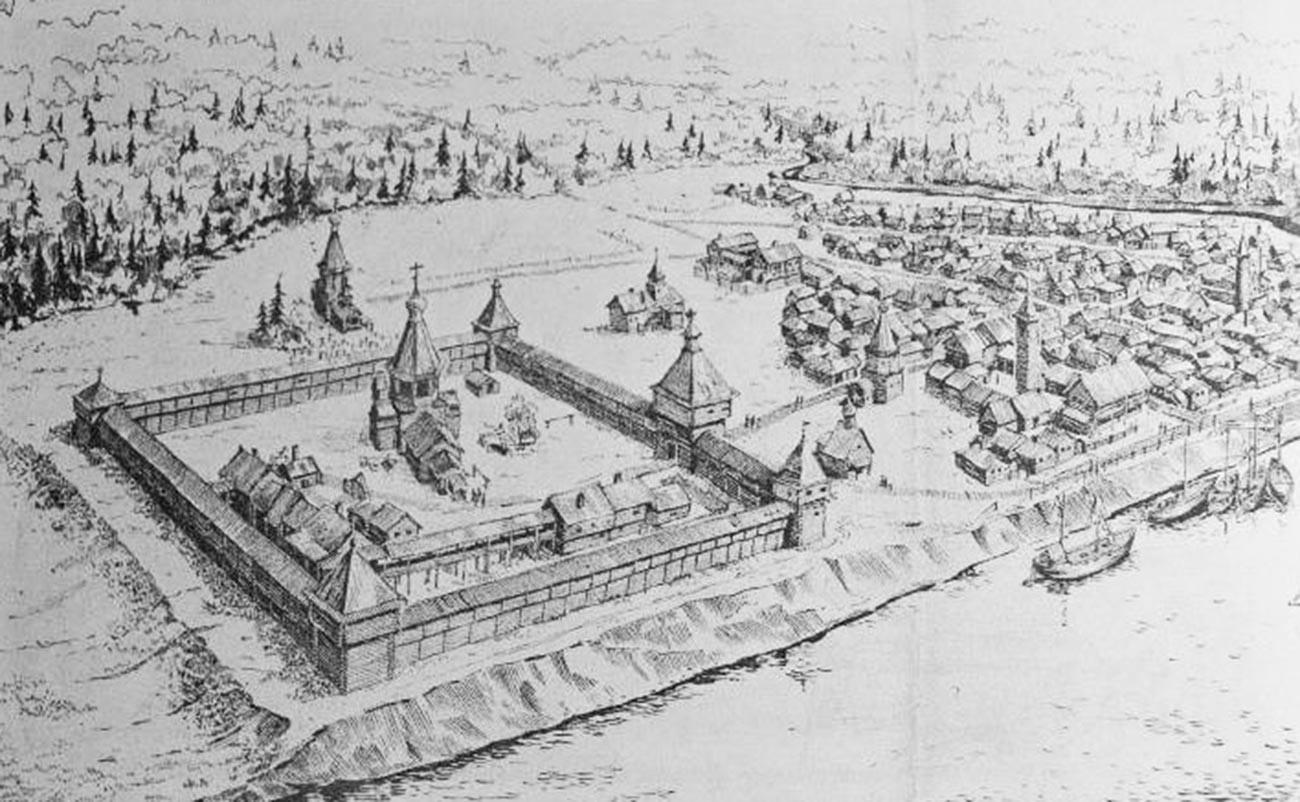 アナディリ要塞