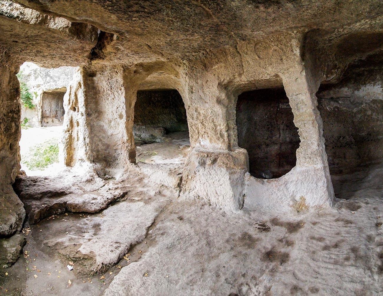 Caverna Tchufut Kale.