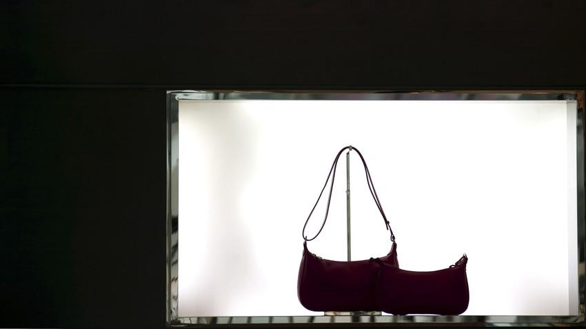 Une boutique Longchamp, photo d'illustration