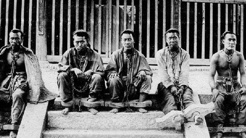 Кинески хунхузи осуђени на смрт.