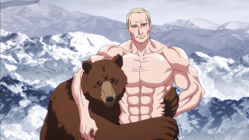 Anime Rus