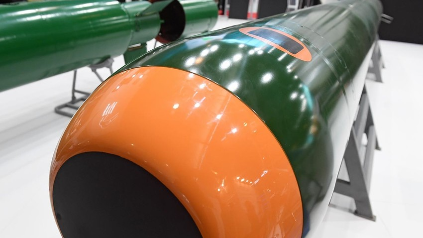 Torpedo Futliar