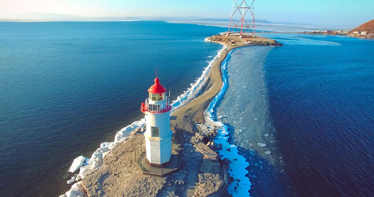 Tokarev lighthouse