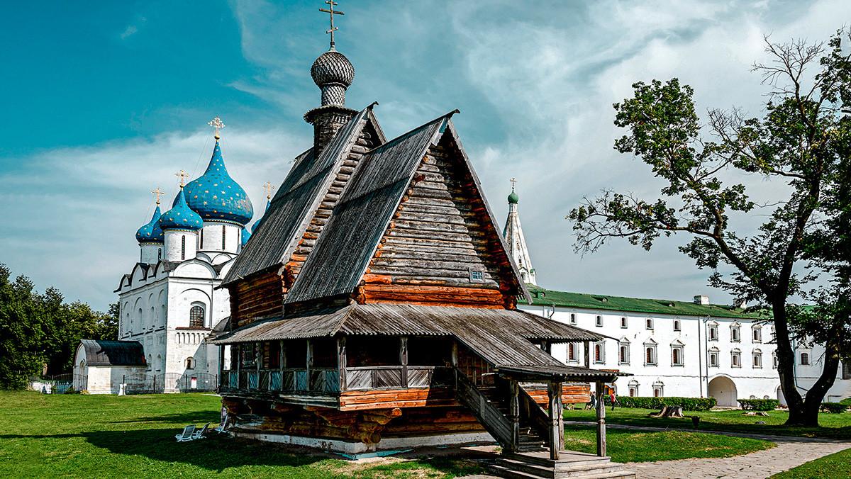 Suzdal's kremlin