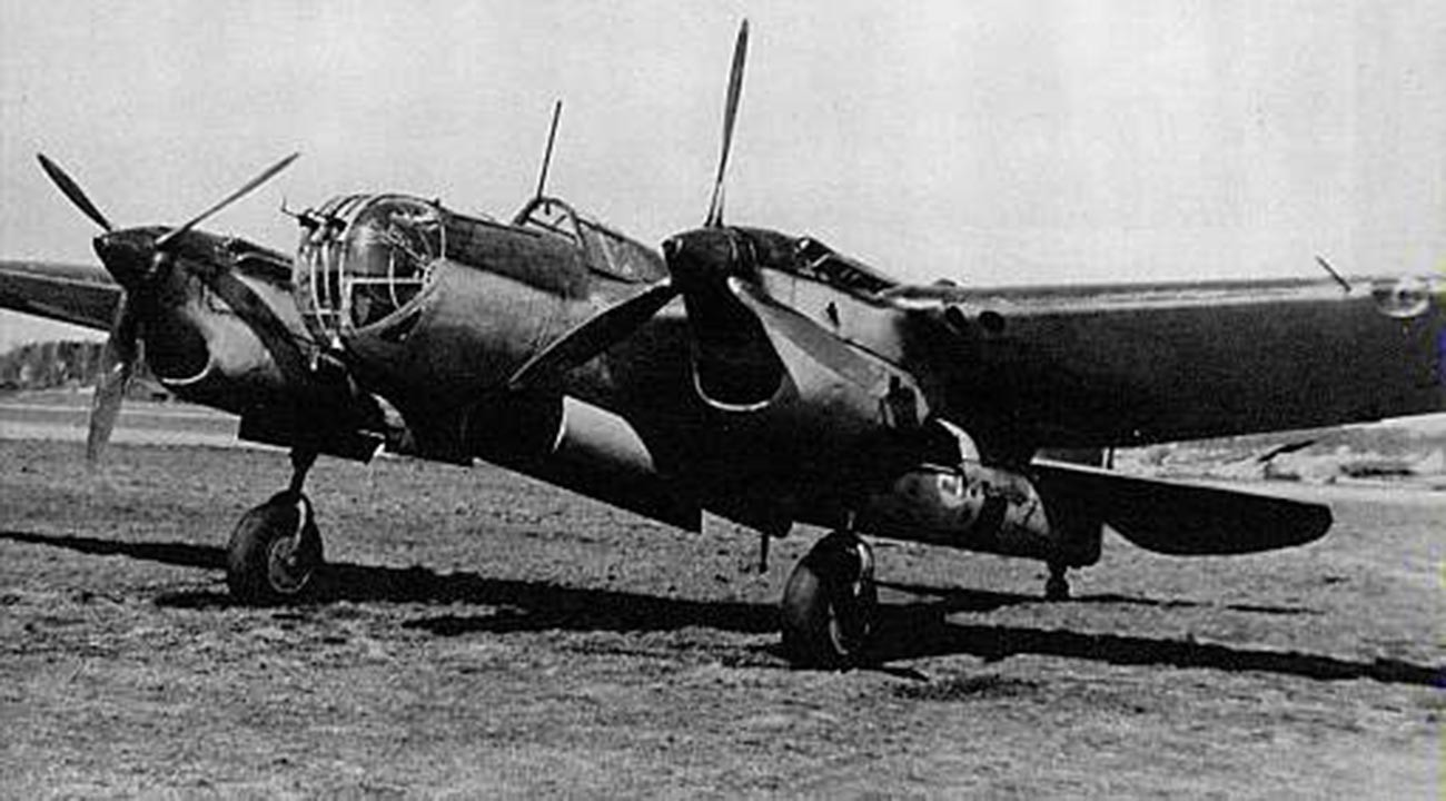 Тупољев СБ-2