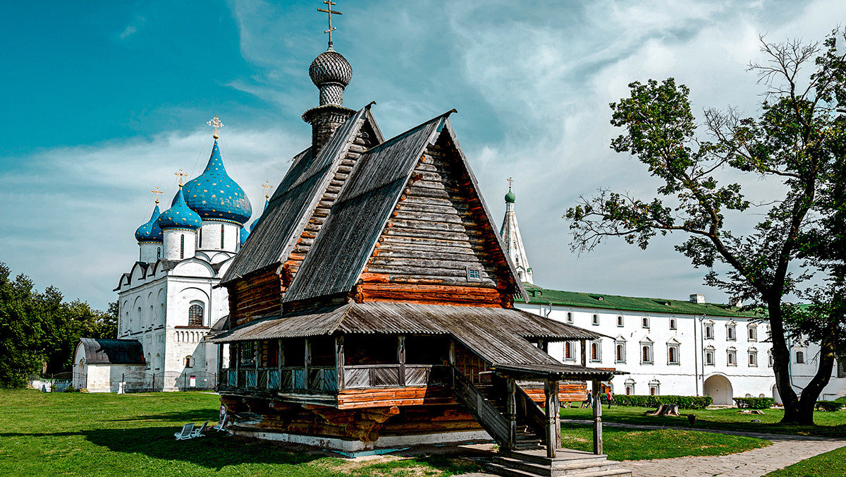 Suzdaljski Kremelj