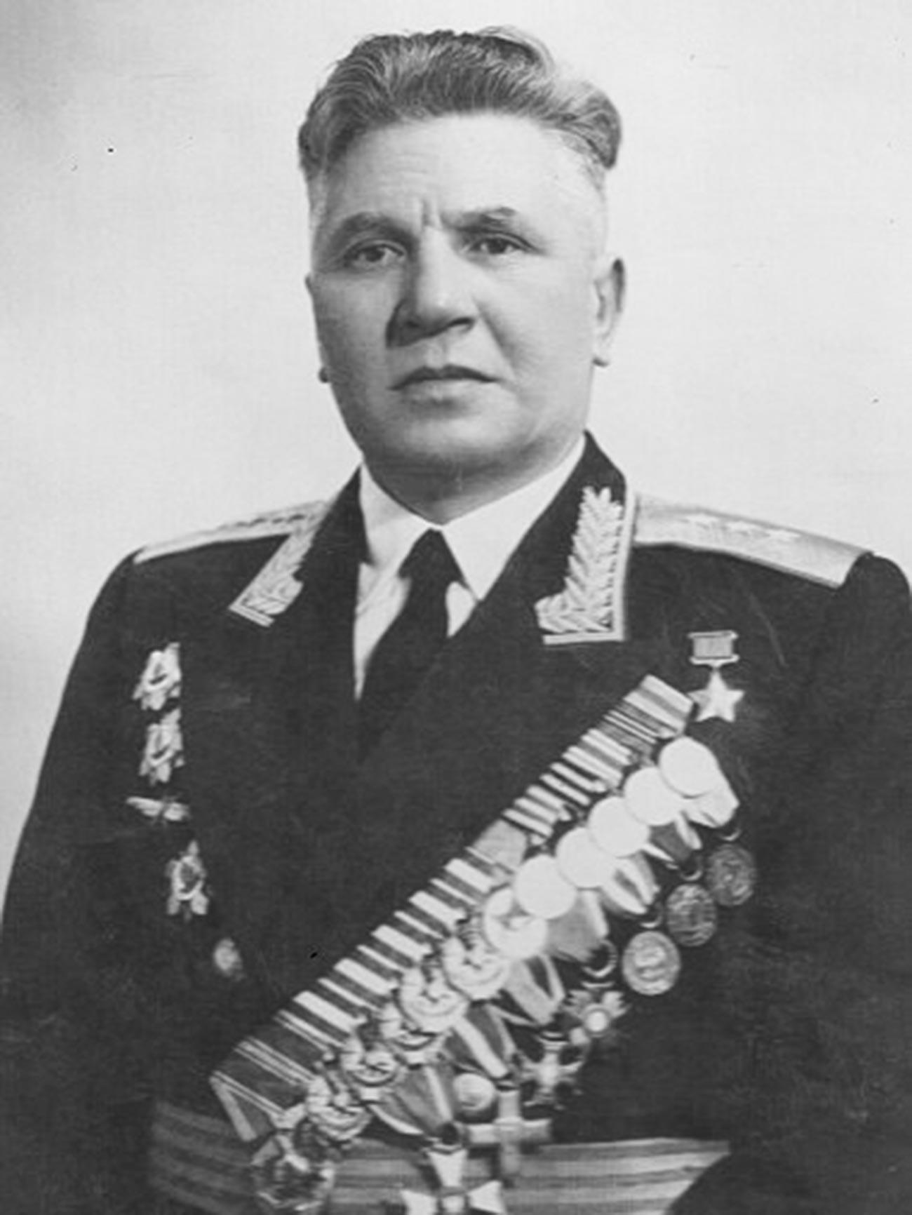 Федор Полынин.