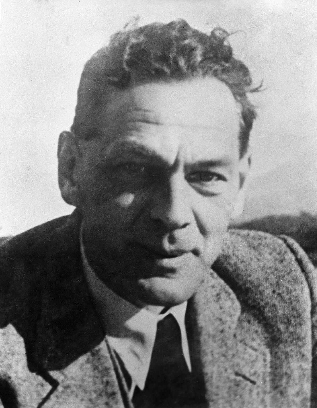 Херој Совјетског Савеза, обавештајац Рихард Зорге.