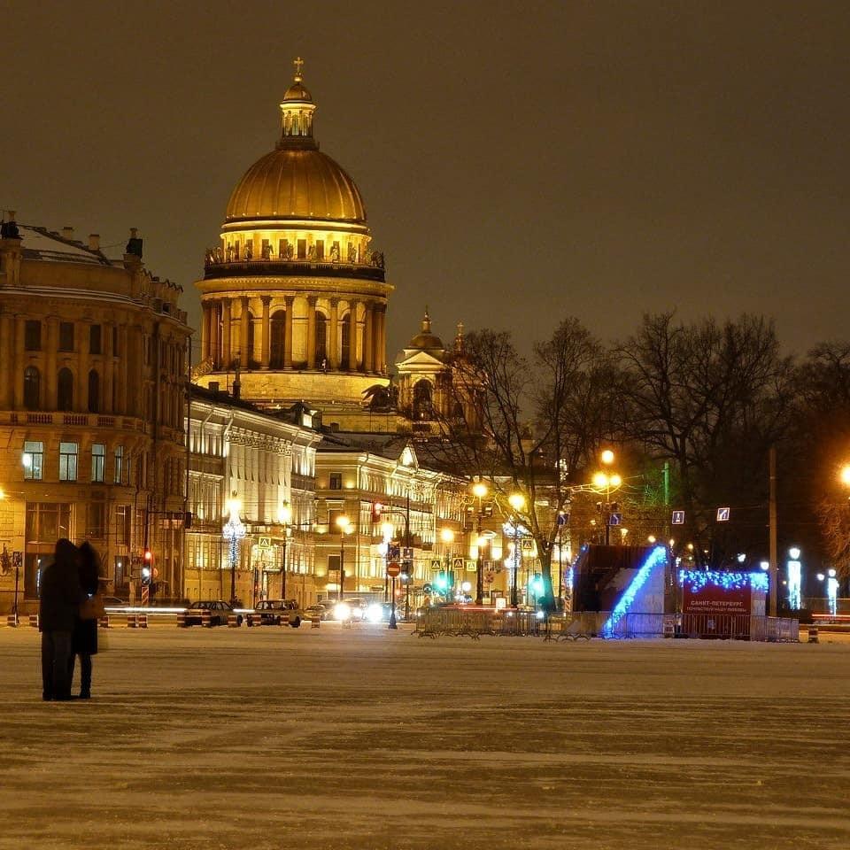 Cathédrale Saint-Isaac de Saint-Pétersbourg