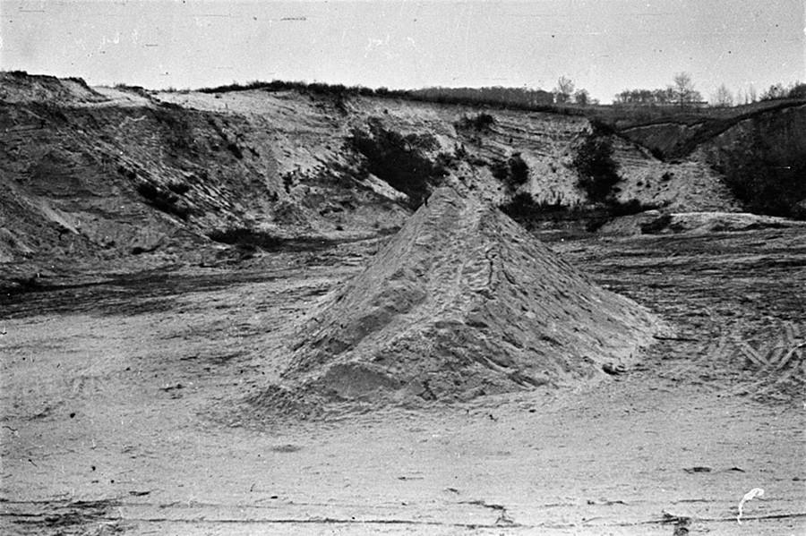 Babij Jar, 1943