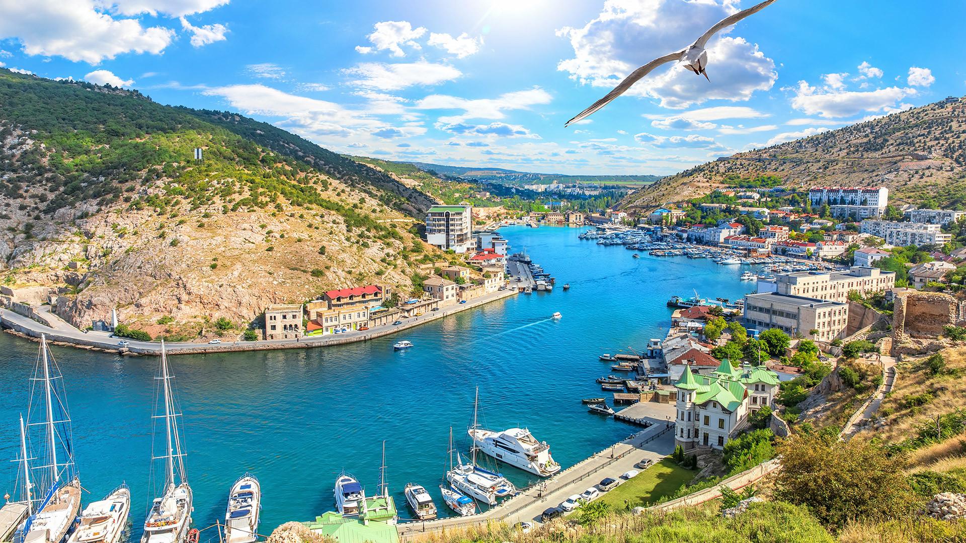 Sepuluh Destinasi Wisata Terbaik di Krimea - Russia Beyond
