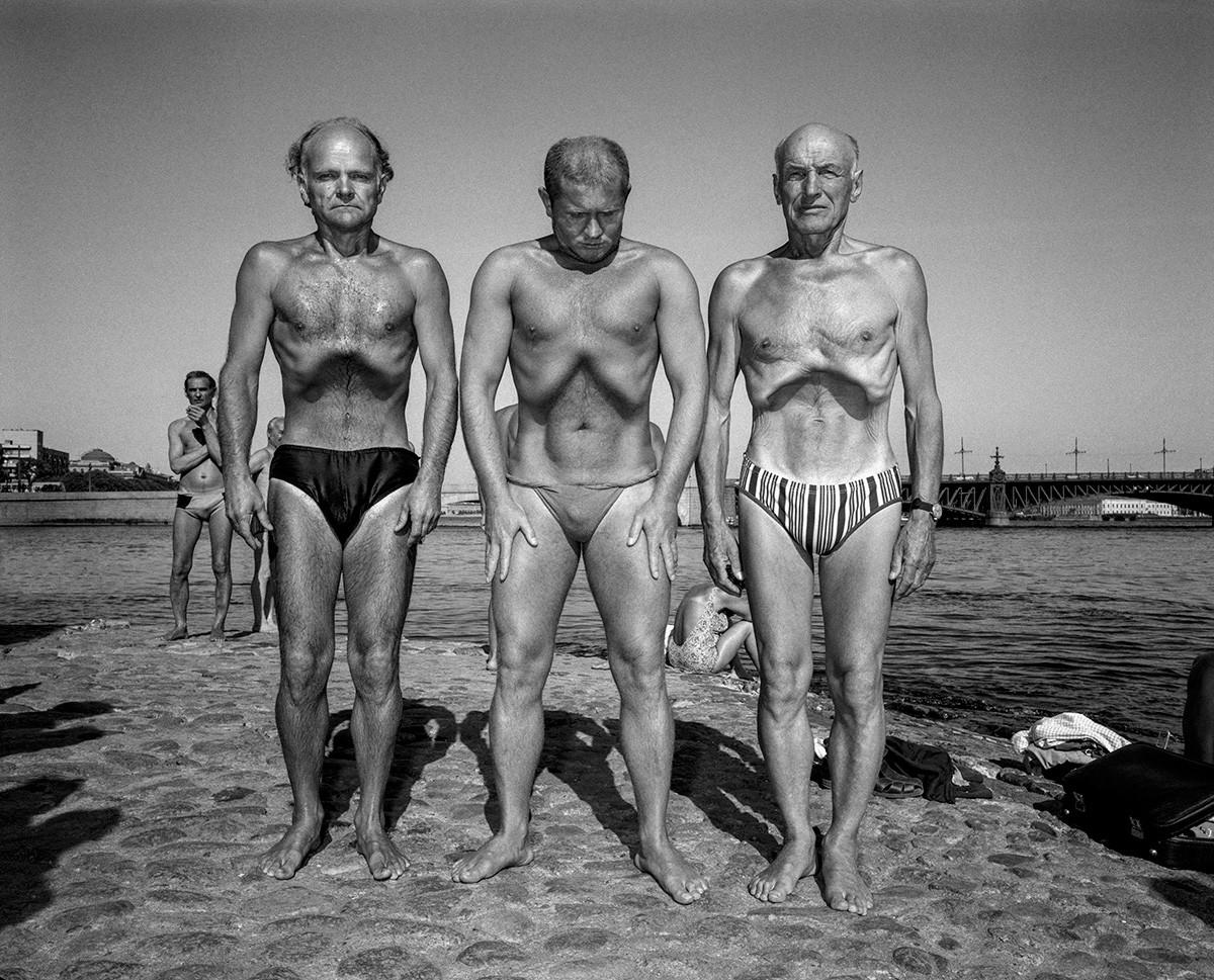 Peter und Paul Festung, Homo Sovieticus, Leningrad, 1989