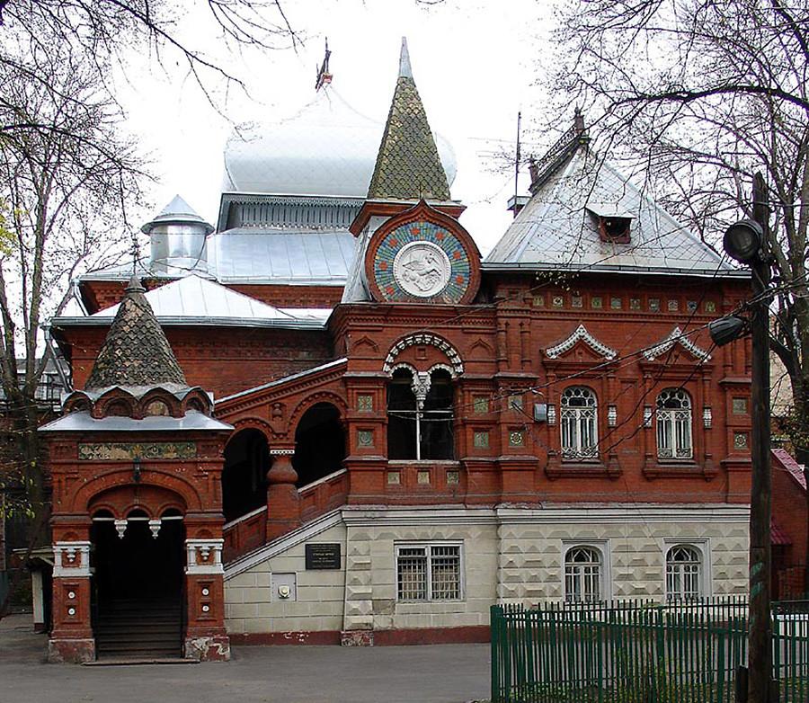 Биологический музей имени К. А. Тимирязева в Москве