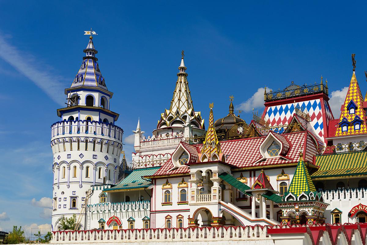Il Cremlino di Izmailovo a Mosca