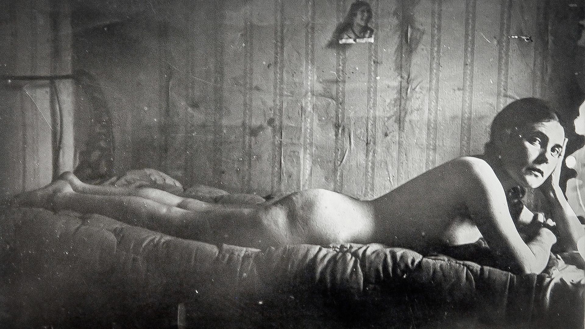 Lilya Brik, ikon seks Soviet pada 1920-an.