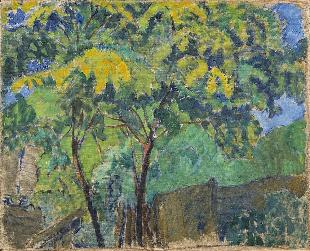 ウラジーミル・タトリン 秋(夏) 1909年