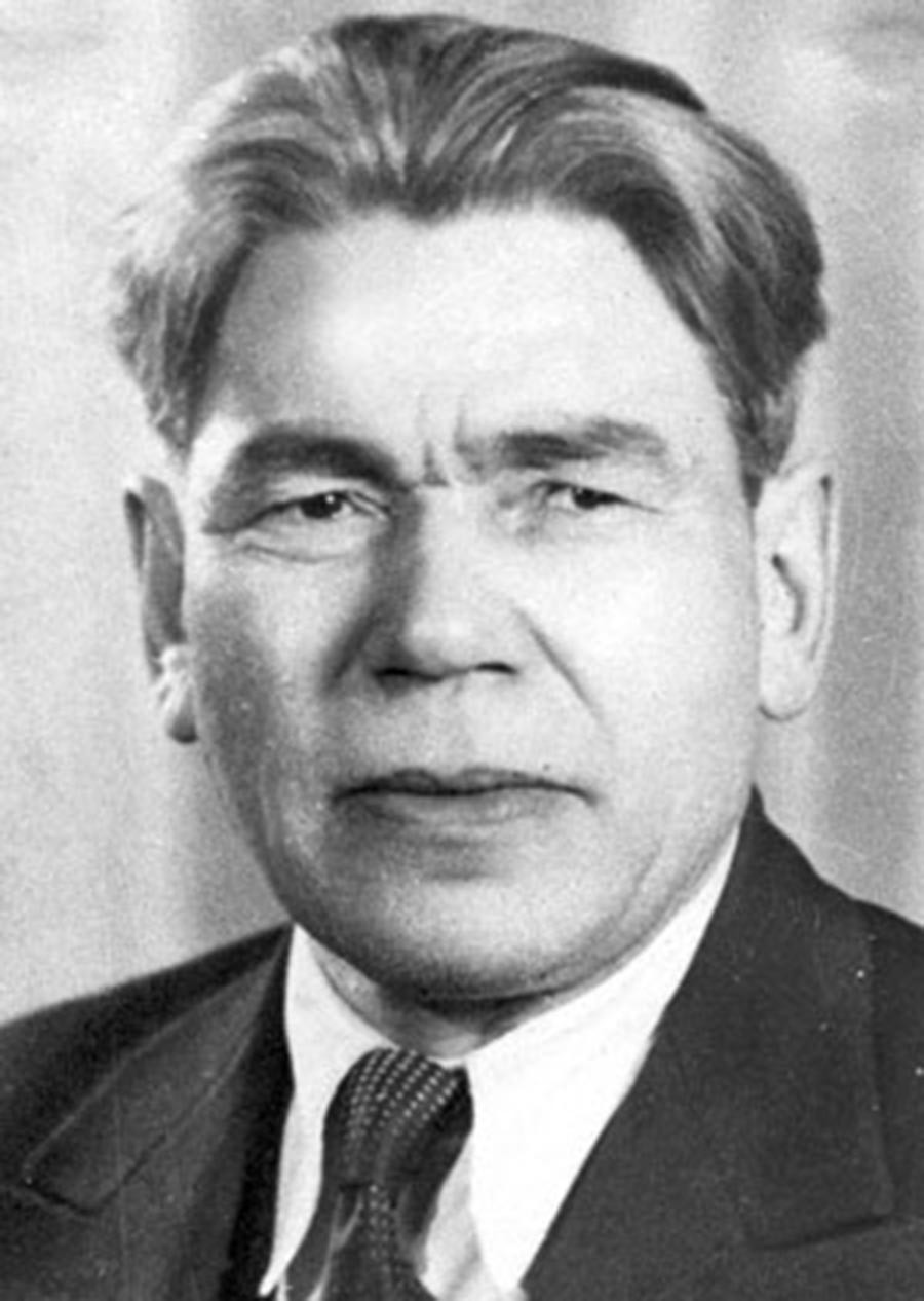 Georgy Mordvinov.
