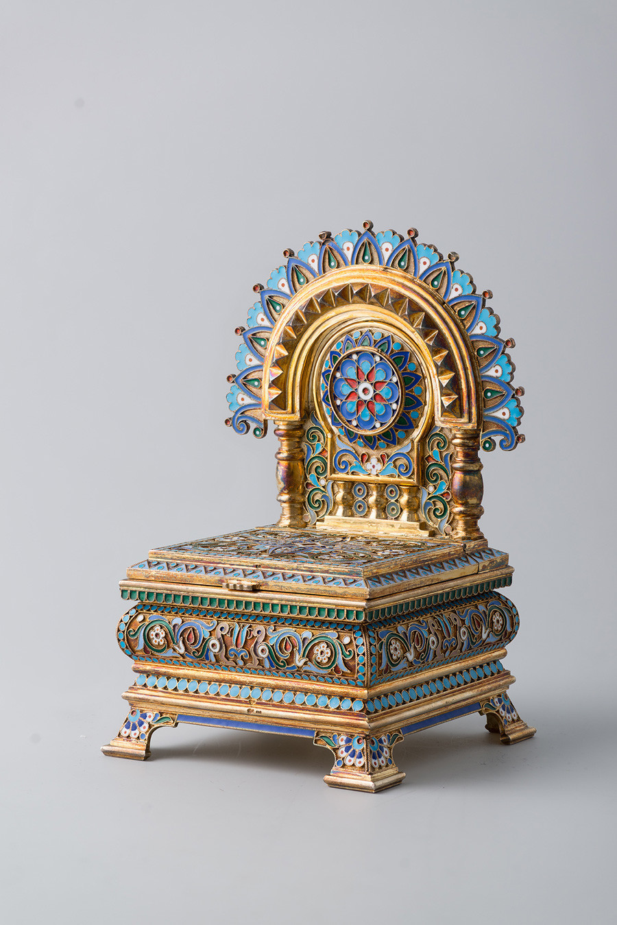 Solnica. Podjetje za izdelovanje okraskov in nakita P.A. Ovčinnikova, 1894