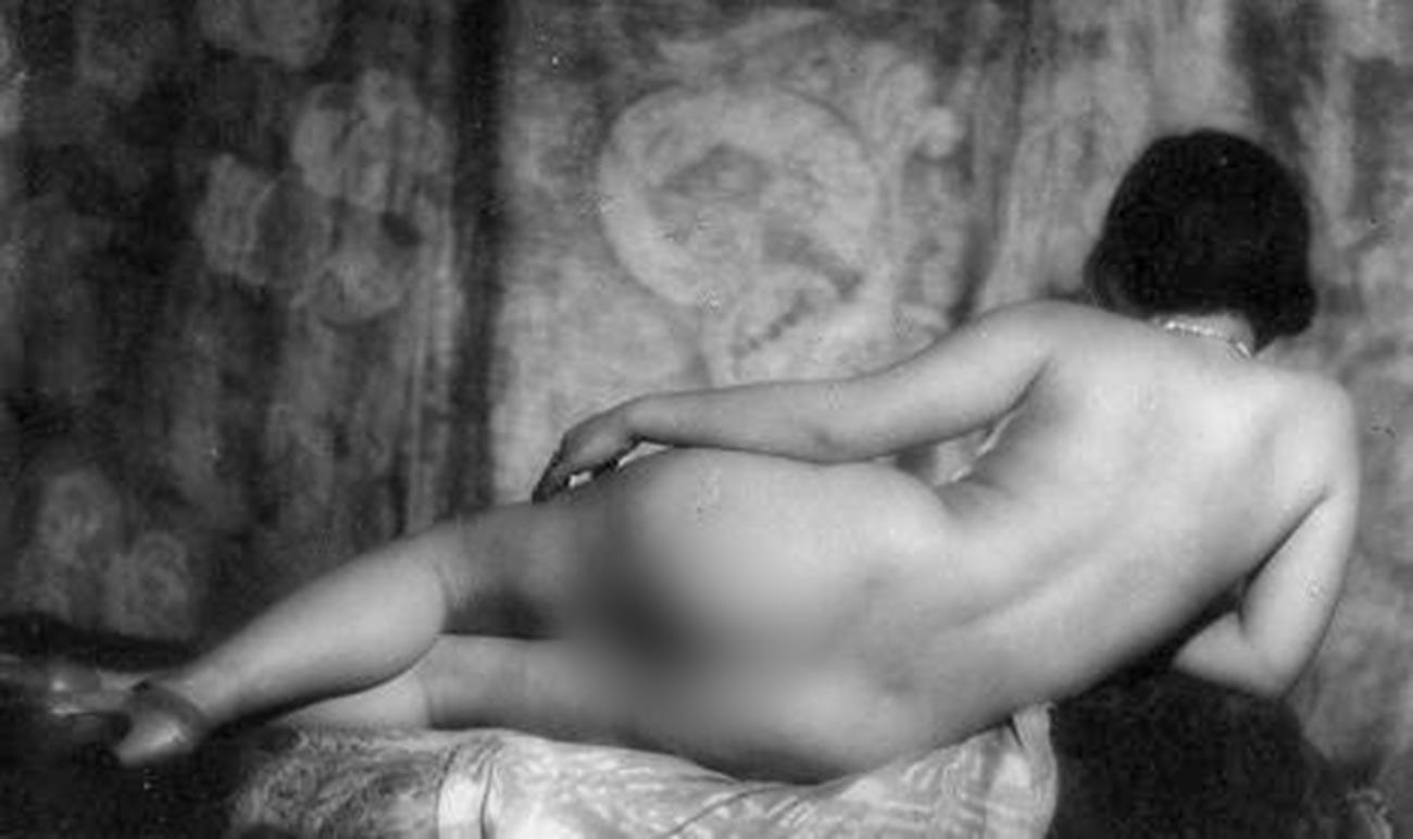 アーシャ・ザゴルスカヤ。1920年代