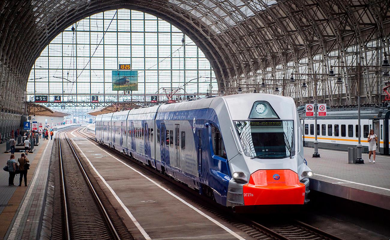 La gare de Kiev aujourd'hui