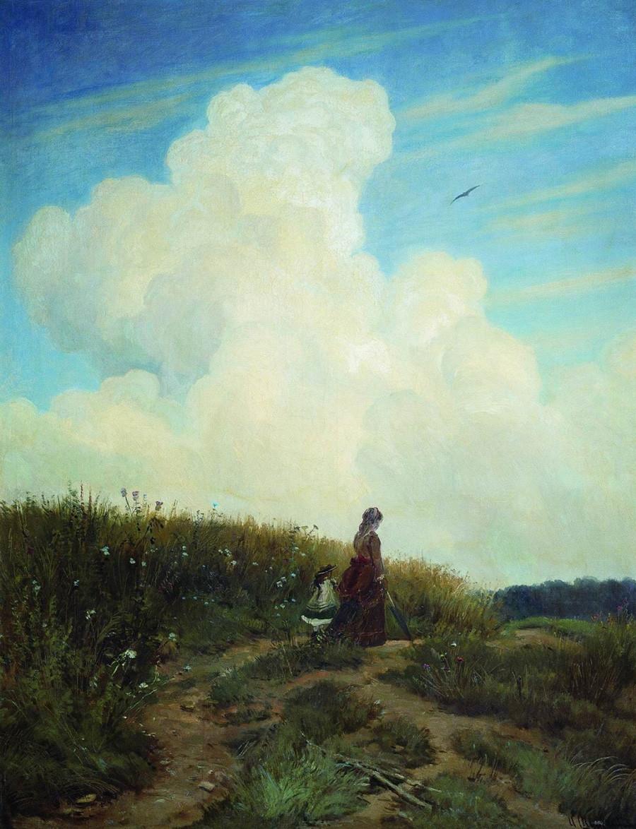 « Été », par Ivan Chichkine