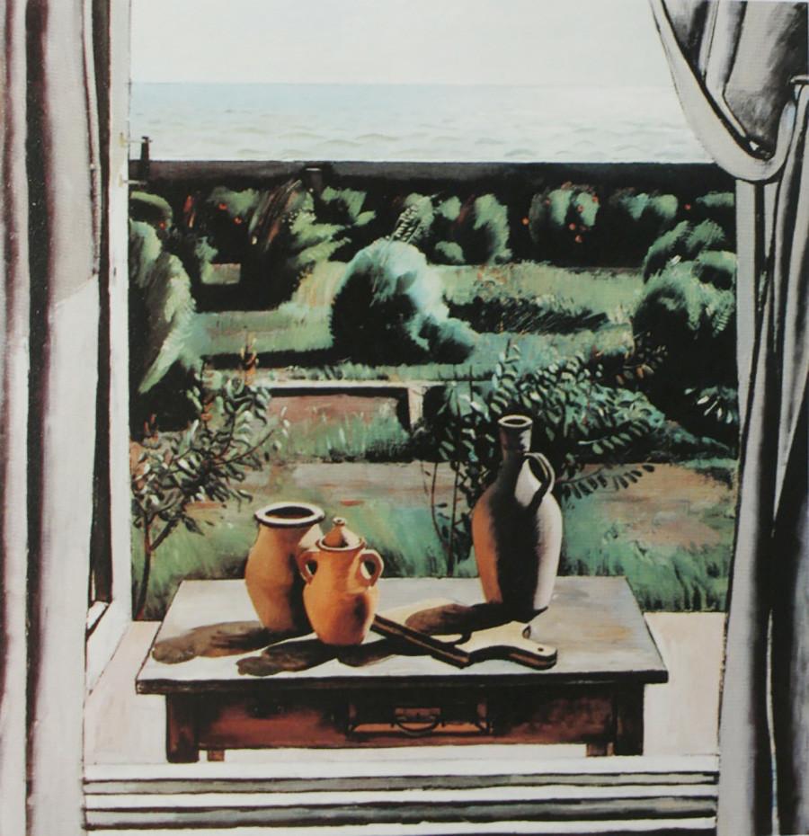 « Apchéron matinal », par Taïr Salakhov, 1984