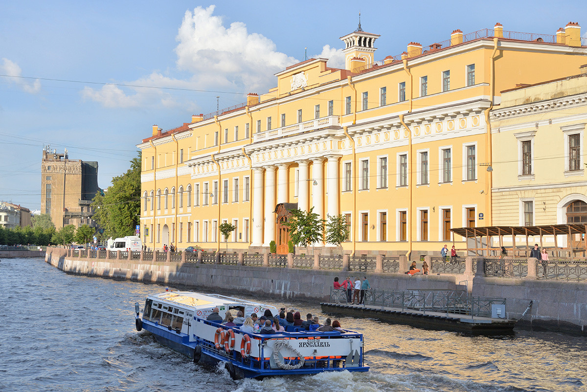 Yusupov Palace.