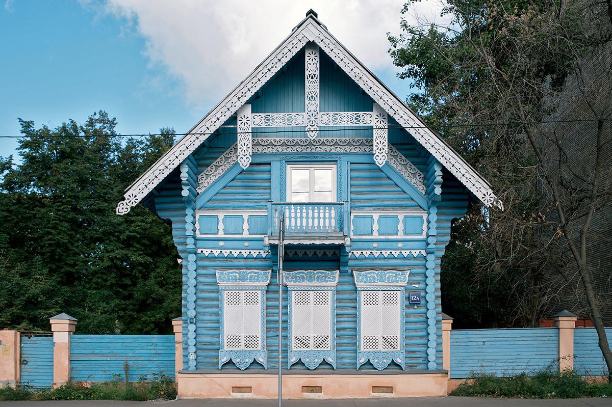 ミハイル・ポゴジンの屋敷