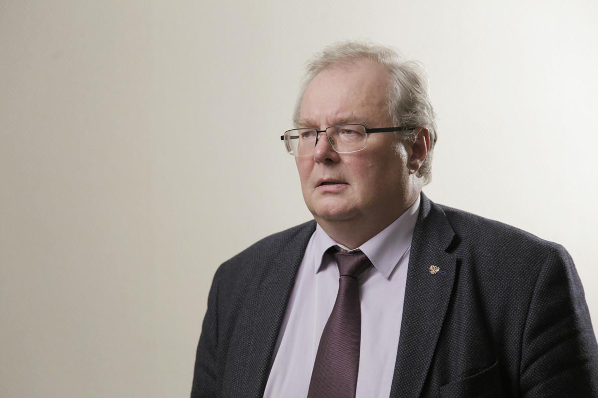 Алексей Боровков.