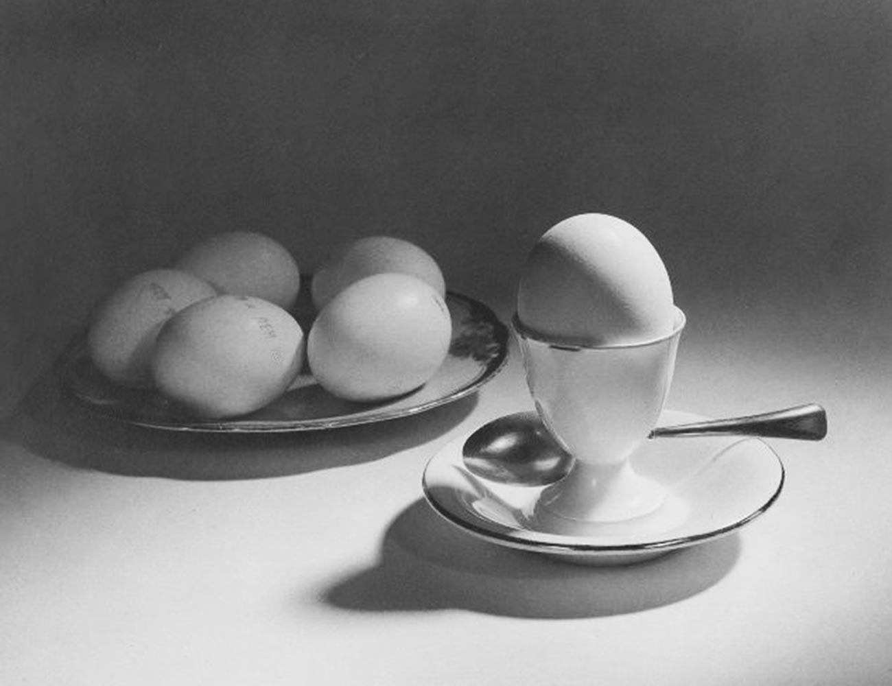 Des œufs, un bon choix pour une diète équilibrée (1939)