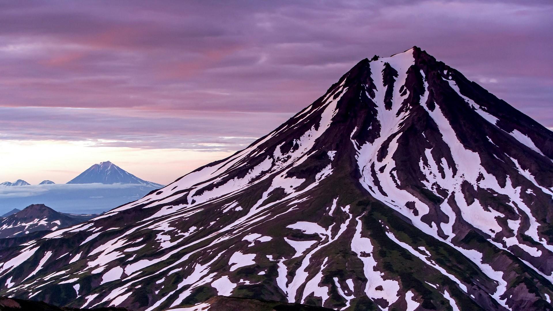 Paysage du Kamtchatka