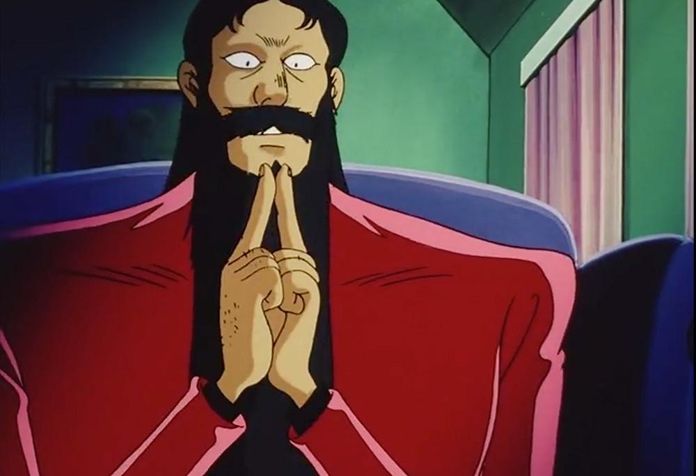 «Люпен III: Из России с любовью» («Lupin III: From Russia With Love») (1992)