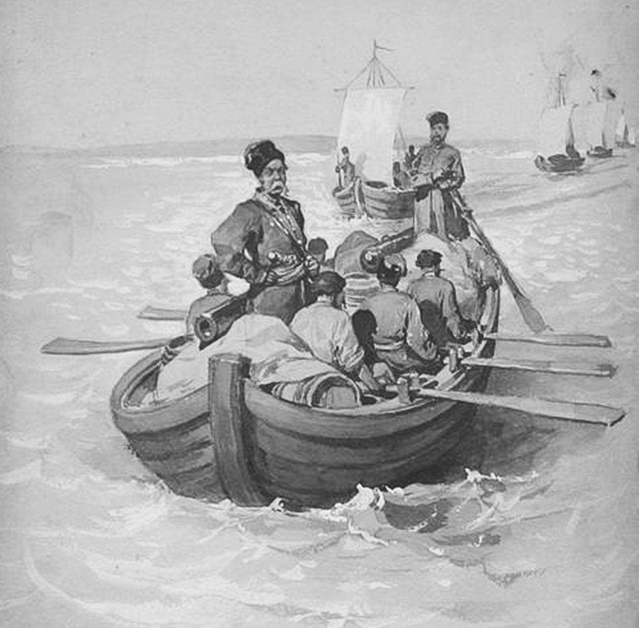 Expedição de Semion Dejnev