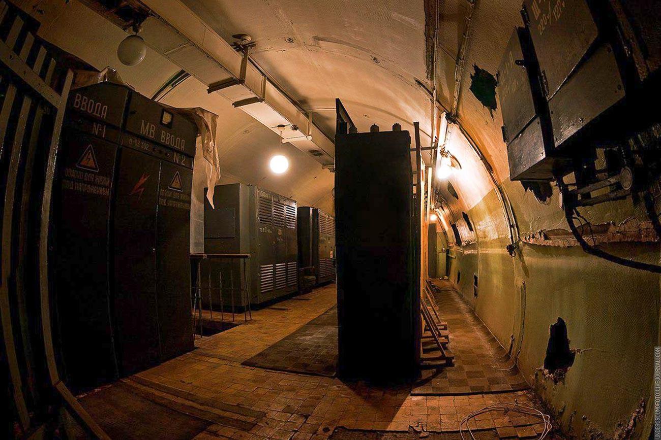 Бункер 703 (ЧЗ-703)