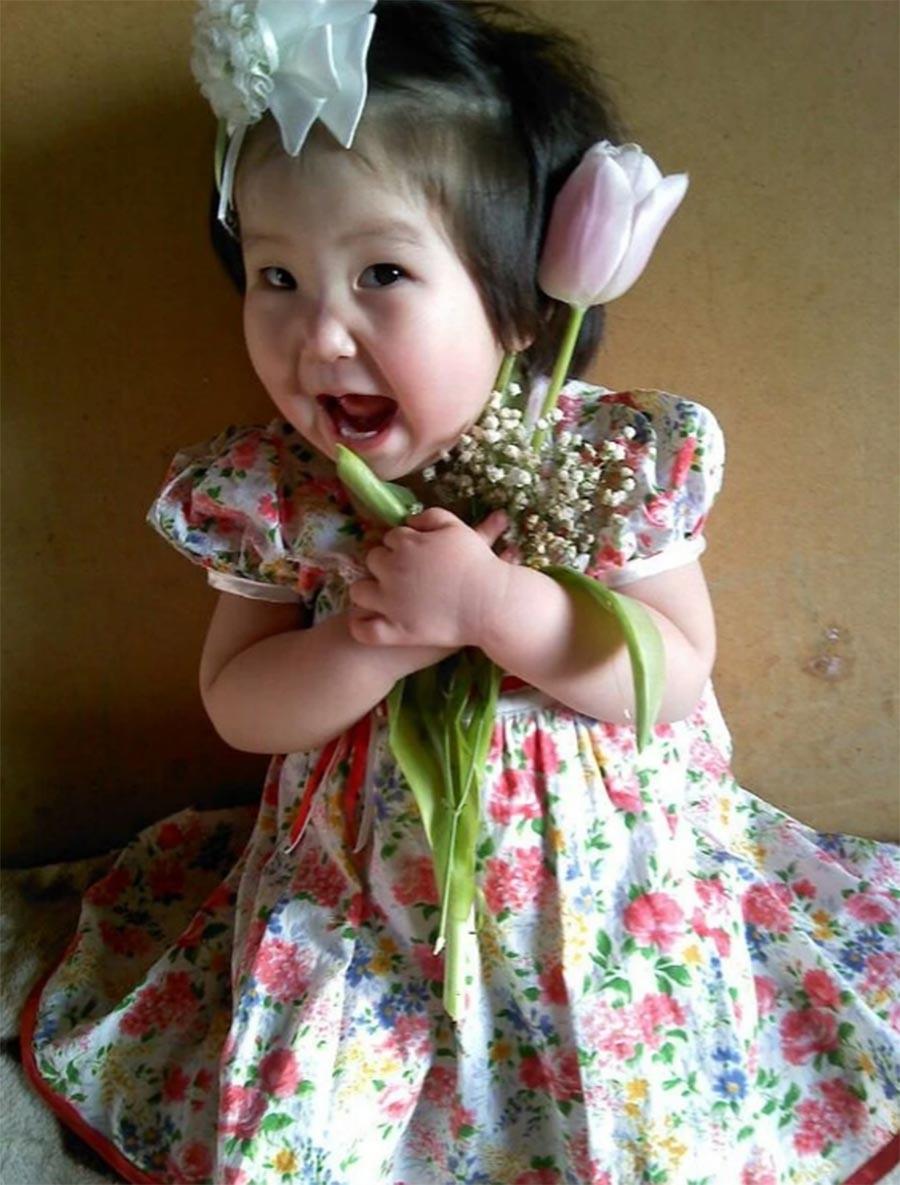 Altaana Stepanova, Angelina's daughter