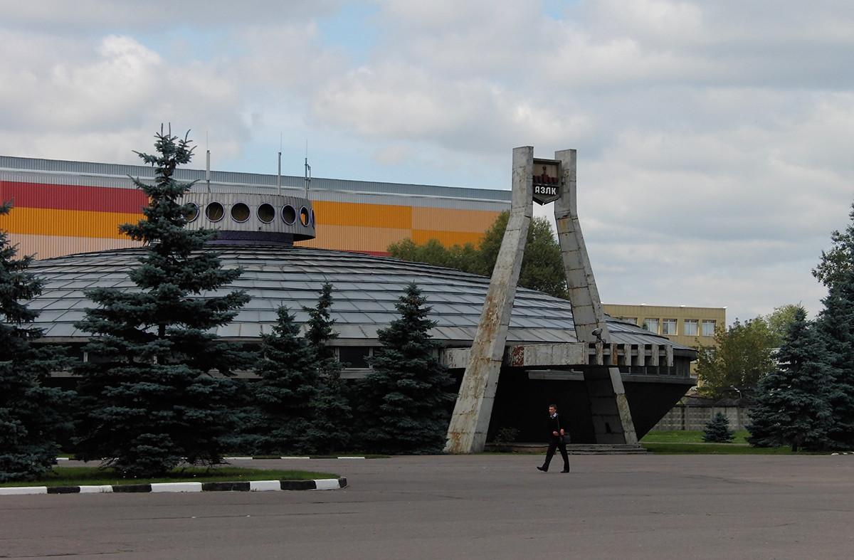 "Напуштени клуб ""Москвич"""