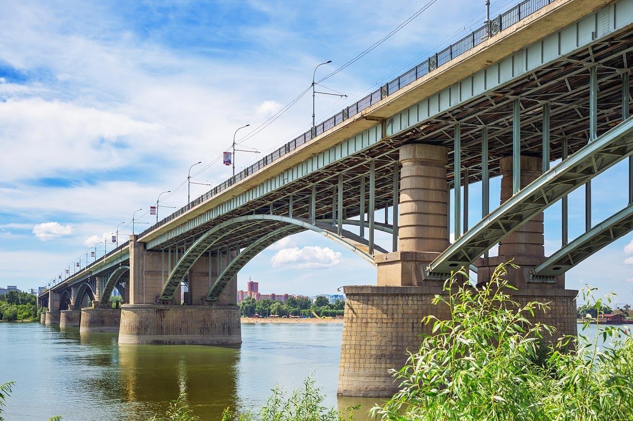 Así es el puente de Octubre hoy en día.