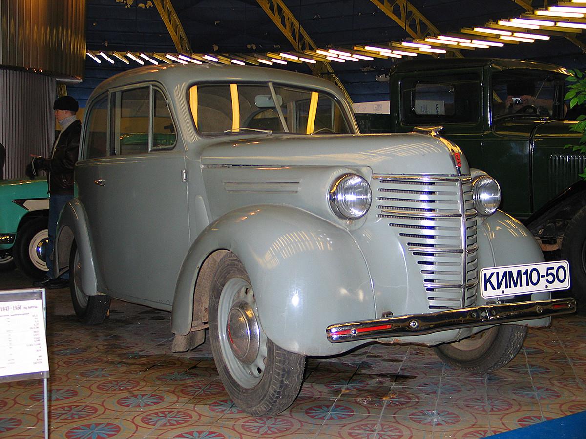 KIM-10-50, sedan, 1940.