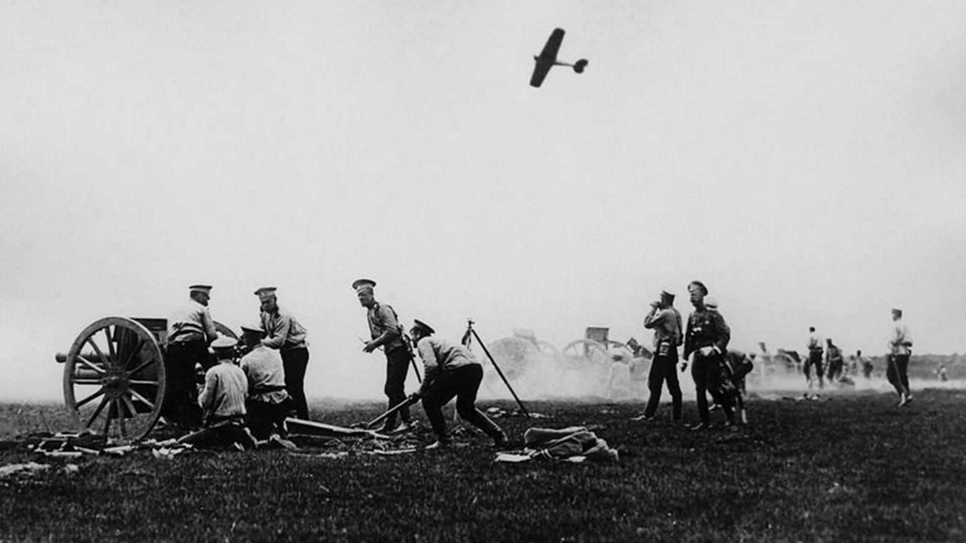 Un Nieuport-IV