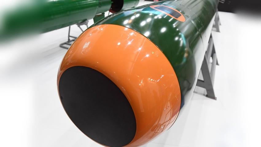 Futlyar missile