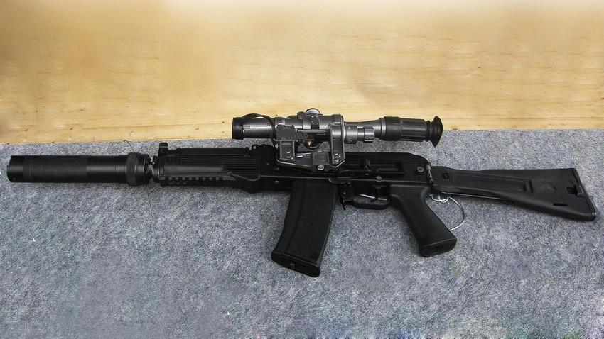 Јуришна пушка АК-9
