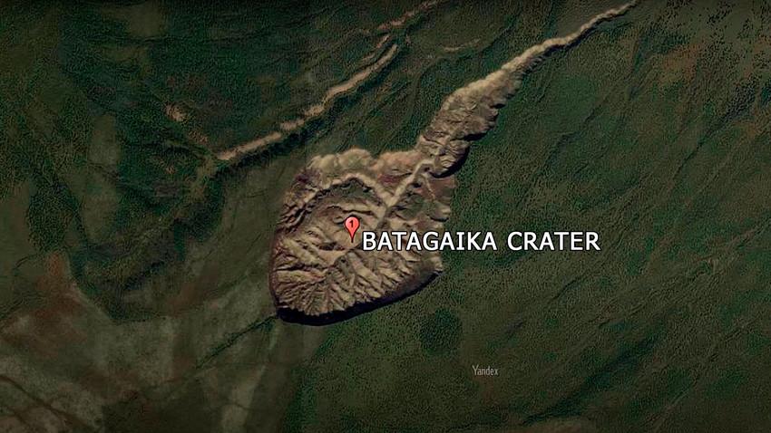 Batagajski krater