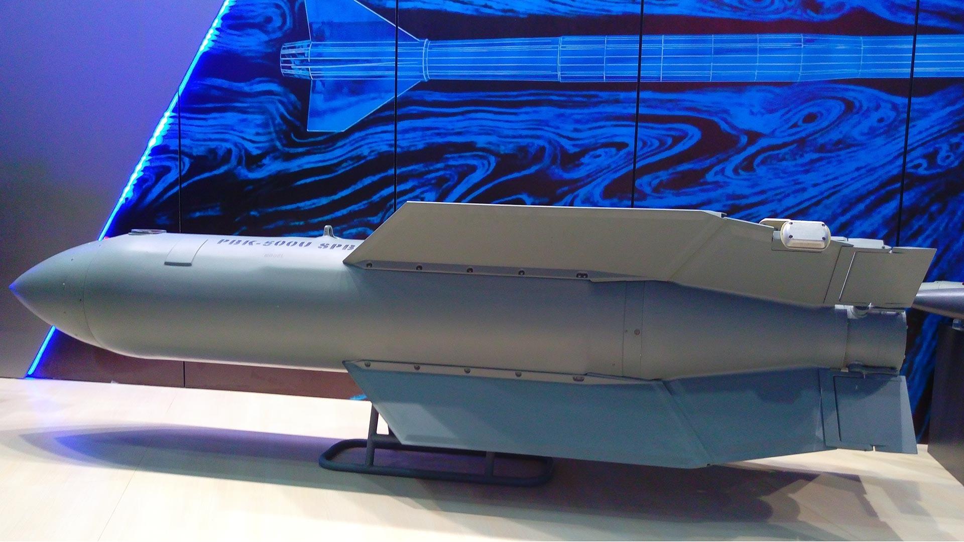 """Руската планирачка авиобомба """"Дрељ"""" со ефективен дострел од 30 километри на """"Армија-2016"""""""