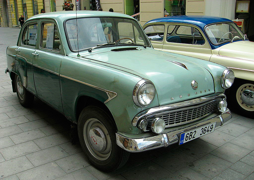 Moskvich-407.