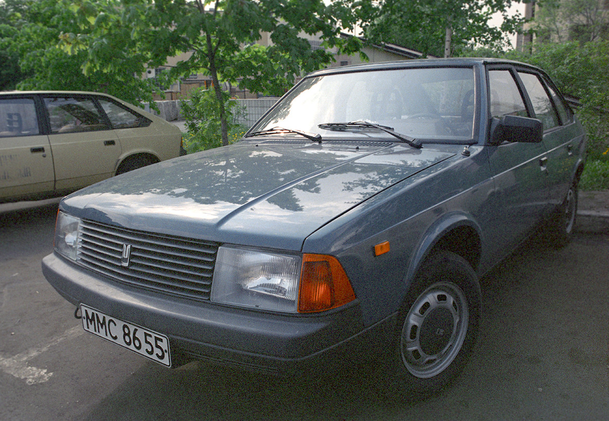 Moskvich-2141, 1989.