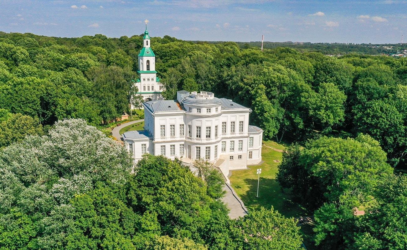 Palais de Bobrinski à Bogoroditsk