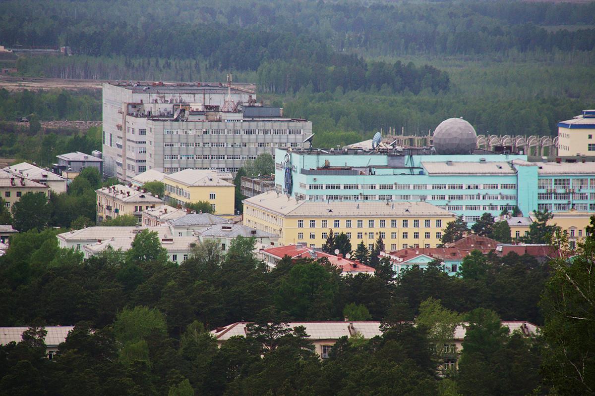 ロシアの衛星製造会社「レシェトニェフ」