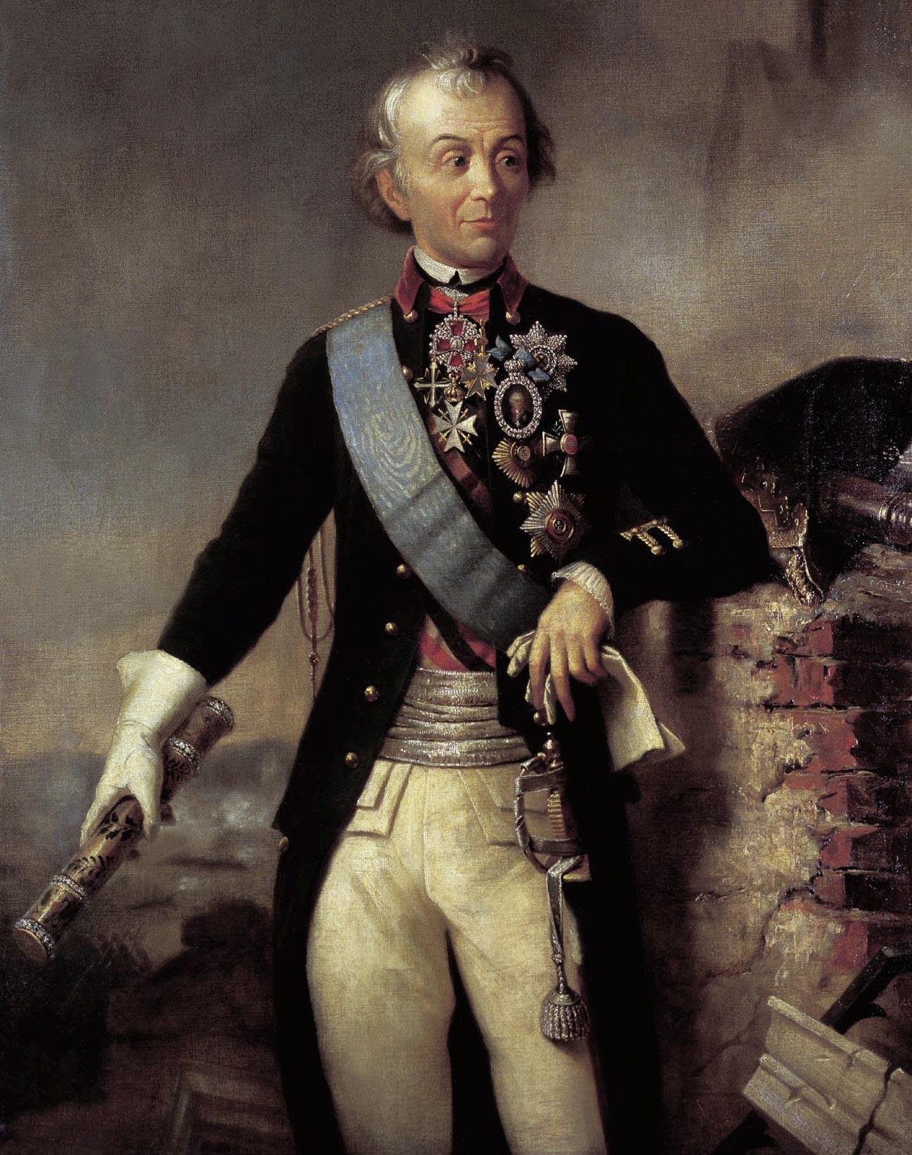 Aleksandar Vasiljevič Suvorov
